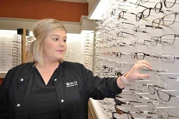 743d709b23 For A Pair Of Stylish Eyeglasses Visit Brooks Eye Center